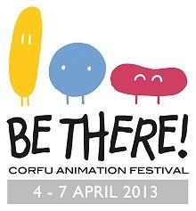 Be There! Corfu International Animation Festival